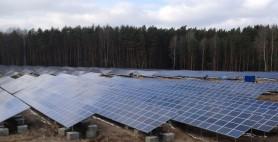 Freiland-Photovoltaik in Starkenberg