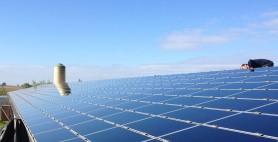 Photovoltaikanlage in Groß Stieten